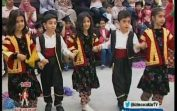 Karacadağ Anaokulu Halk Oyunları Gösterisi
