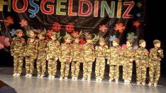 Ferah Çınar Anaokulu Çanakkale Gösterisi