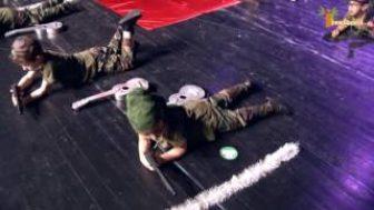 Askerler Rondu ( 2015 – 2016 ) İpekböceği Anaokulu