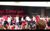 10.Yıl Marşı Dans Gösterisi