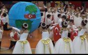 Anaokulu 23 Nisan Kutlamaları (Zübeyde Hanım Anaokulu Merzifon)