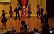4 Yaş Modern Dans Gösterisi