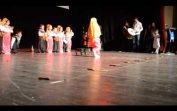 Nursen Fuat Özdayı Anaokulu Halk Oyunları Gösterisi