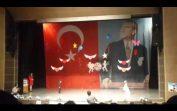 Anaokulu Lirik Dans Gösterisi