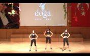 Çanakkale Doğa Okulları Modern Dans Gösterisi