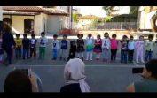 Asya Anaokulu Dans Gösterisi