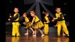 5 Yaş Modern Dans Gösterisi