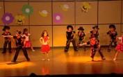 Anaokulu Modern Dans Gösterisi (Cotton Eye Joe)