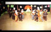 Çocuk Konağı Anaokulu Zıplayan Çekirgeler Sınıfı (5 Yaş) Adıyaman Halk Oyunu