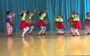 North Korea: Kindergarten Kids Dancing in Chongjin