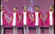 North Korean Kids playing Violin