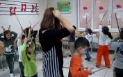 Ritim Ve Baget Dansı Orff Eğitimi