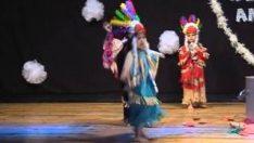 Kızılderili Rondu Gösterisi 2012