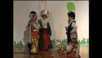 Nasreedin Hoca İngilizce Gösterisi