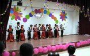 Ayvacık Anaokulu Halk Oyunları Gösterisi
