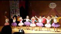 Doğan Anaokulu Modern Dans Gösterisi