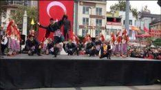 29 Ekim Cumhuriyet Bayramı Gösterisi