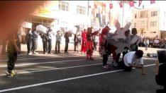 29 Ekim Cumhuriyet Bayramı İzcilik Gösterisi