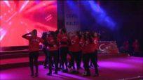 29 Ekim Cumhuriyet Bayramı Modern Dans