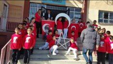Cumhuriyet Bayramı gösterisi