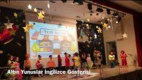 Altın Yunuslar İngilizce Gösterisi