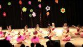Beylikdüzü Kavaklı Anaokulu 4 yaş grubu 23 Nisan Bale gösterisi