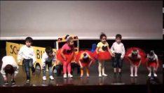 Deha Anaokulu İngilizce Gösterisi