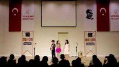 Enjoy English 2014 Yıl Sonu Gösterisi