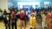 Gazi İlkokulu İngilizce Dünya Çocukları Gösterisi