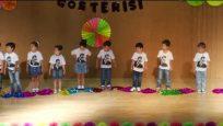 Özel İdeal Çocuk Anaokulu 2016 Yıl Sonu Gösterisi İngilizce Etkinlik 3