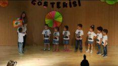 Özel İdeal Çocuk Anaokulu İngilizce Etkinliği
