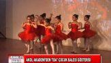 Akol Akademi'den İDA Çocuk Balesi Gösterisi