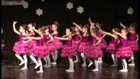 Çalışkanlar Sınıfı Modern Dans Gösterisi