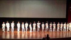 Canku Anaokulu İngilizce Dans Gösterisi