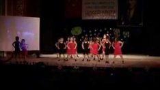 Çocuk Konağı Anaokulu Dans Grubu Gösterisi