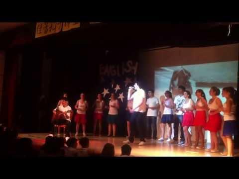 Jale TEZER 2013 İngilizce Yılsonu Gösterisi