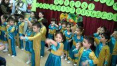 Pırıltı Anaokulu Dans Gösterisi