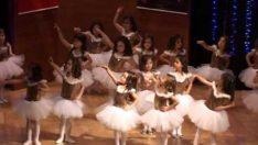 Portakal Ağacı Anaokulu Yıl Sonu Bale Gösterisi