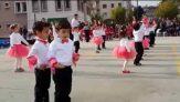 Şenay Öztürk Anaokulu Modern Dans