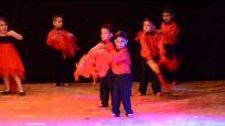 Akdeniz Anaokulu Dans Gösterisi