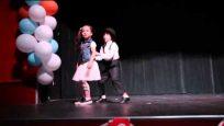 Anaokulu Dans Gösterisi