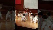 Anaokulu Ritmik Dans Gösterisi