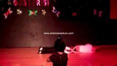 Anlam Anaokulu Lirik Dansı Gösterisi