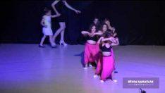 Beyaz Kanatlar Anaokulu Latin Dansı Gösterisi