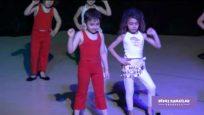 Beyaz Kanatlar Anaokulu Modern Dans Gösterisi