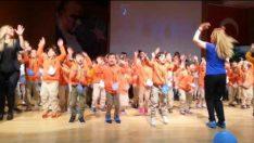 Çanakkale Doğa Anaokulu Dans Gösterisi 2