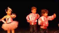 Düş Bahçesi Anaokulu 4 Yaş Grubu Dans Gösterisi