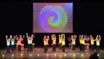 Düş Bahçesi Anaokulu Modern Dans Gösterisi