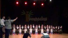 Folklör Gösterisi ( 2016 2017 ) İpekböceği Anaokulu