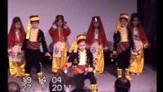 Haymena Anaokulu Halk Oyunları Gösterisi